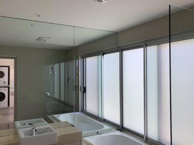 Vanity Mirror Install - Pelican Waters1