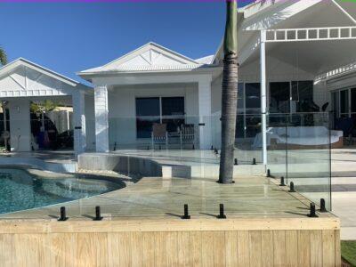 Pool Fence - Pelican Waters